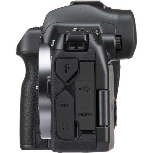 Canon EOS R prikljucci