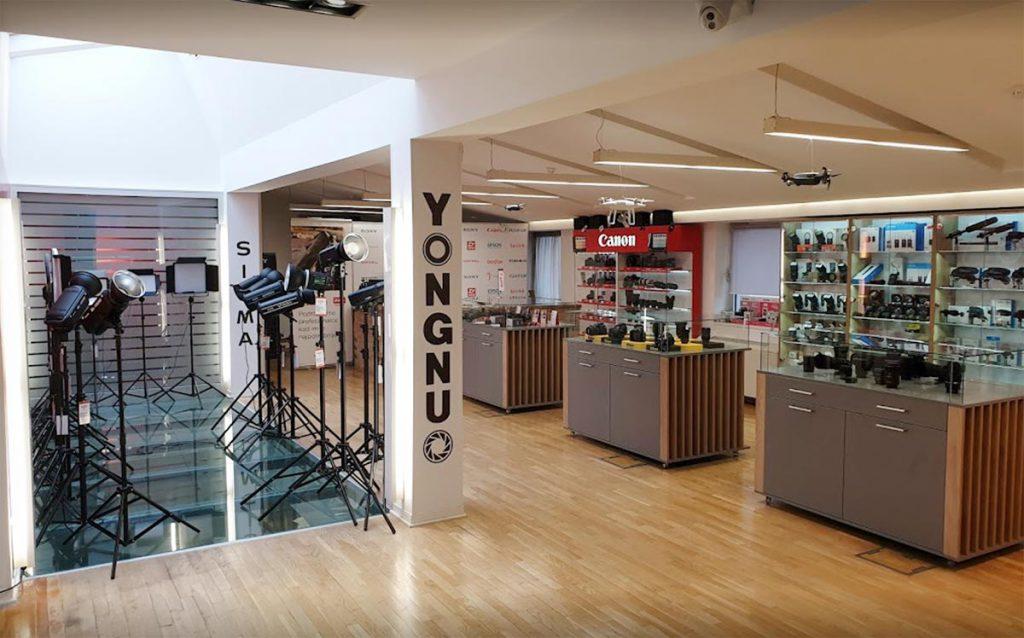 Josipovic Foto & Video Showroom objektivi i foto aparati