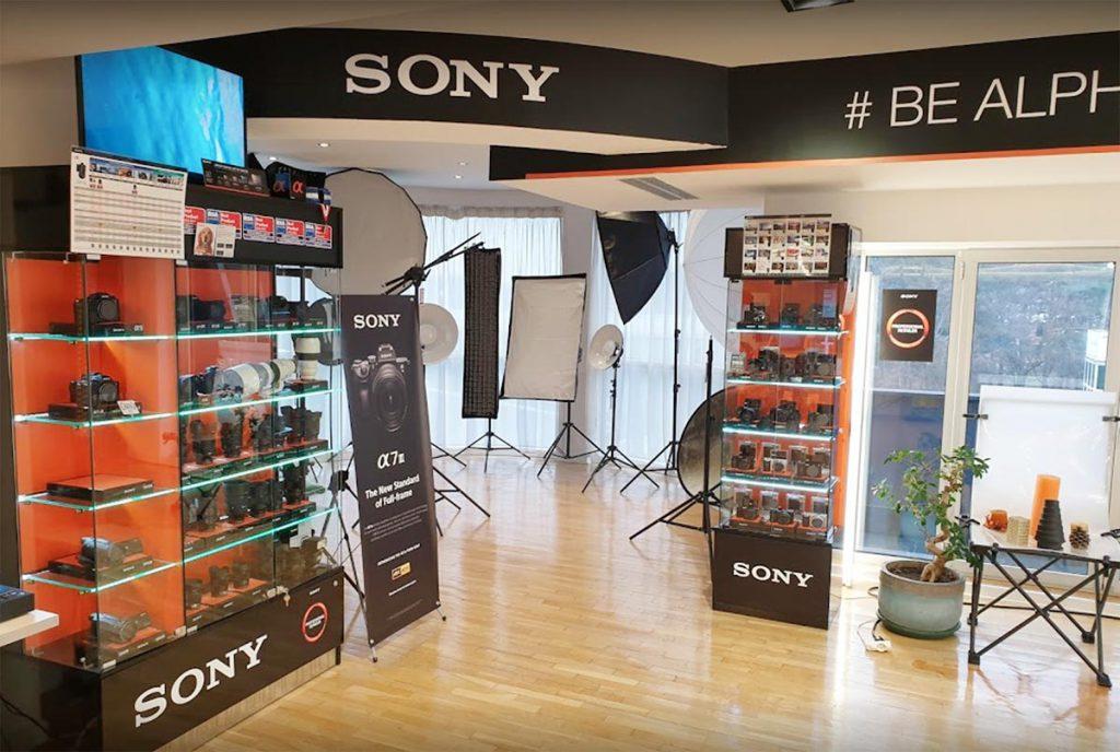 Josipovic Foto & Video Showroom gimbal Sony
