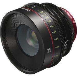 Canon CN E 35mm T1.5 L