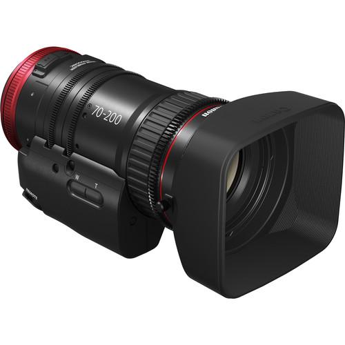 Canon Video CN E 70 200