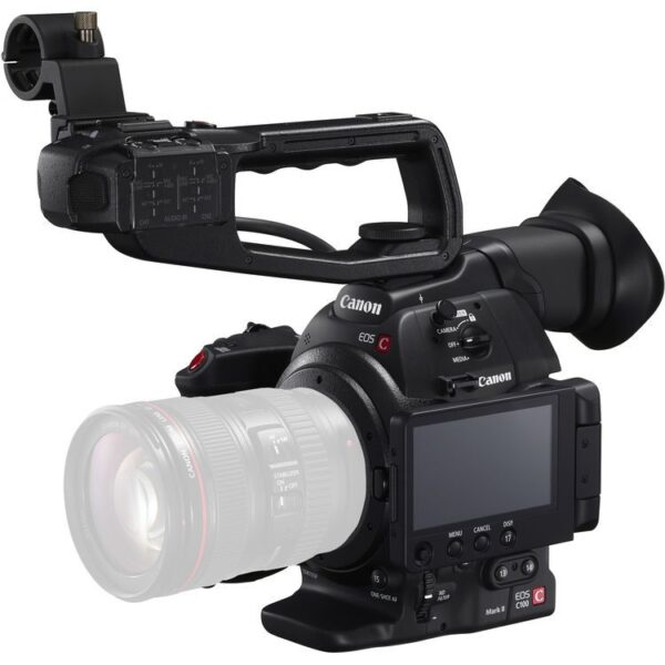 Canon-video-C100 II-Ninja-V