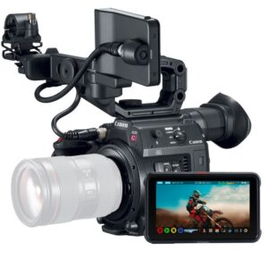 Canon video C200 ninja v