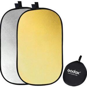 Godox zilberica 2u1 RFT-02 80x120 cm
