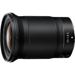NIKKOR Z 20mm f 1.8S