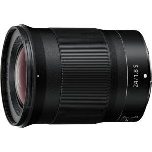 NIKKOR Z 24mm f 1.8S