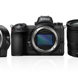 Nikon Z6 Lens+24-70f4S+FTZ