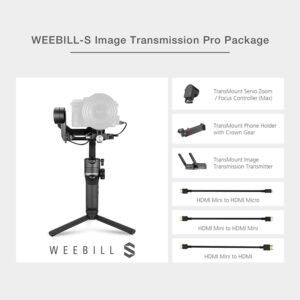 Weebill S-Pro package