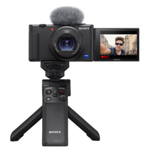 ZV-1 sony vlog camera grip