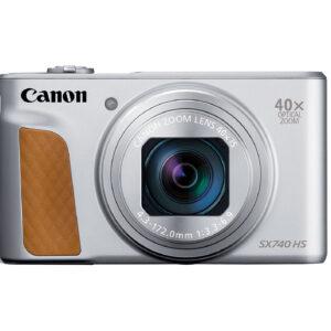 Canon Powershot SX740HS silver