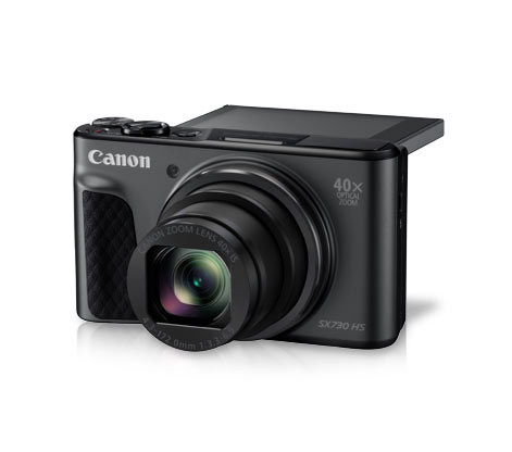 Canon Powershot SX730HS BK