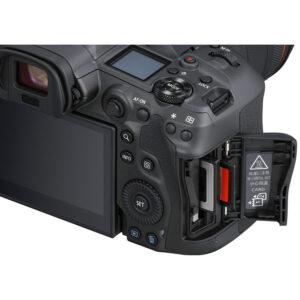 Canon R5 kartice
