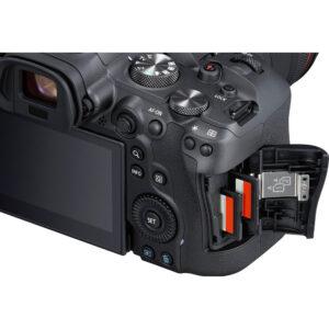 Canon R6 kartice