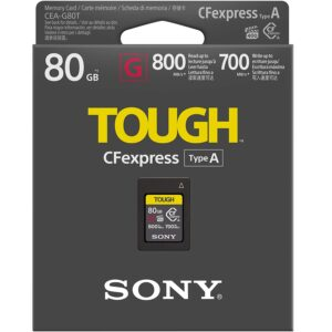 Sony CEA-G80T CFexpress Type A 80GB