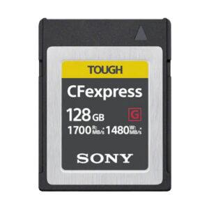Sony CFExpress card Type B CEB-G128 (128GB)