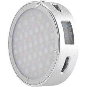 Godox R1 je veoma kompaktan, lagan i mocan RGB LED reflektor koji nudi kompletnu HSI kontrolu (Hue, Saturation, Intensity - nijansa, zasićenost, intenzitet). Uz Godox R1 imate na raspolaganju bilo koju boju, prema želji. Uređaj je veoma kompaktan i lagan, svega 150g sto omogućava da uvek bude pri ruci. Godox R1 poseduje i ugrađene magnete koji će montažu na bilo koju metalnu površinu učiniti maksimalno laganom.