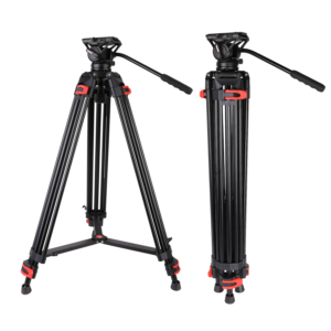 DF 16 Series Aluminium Video tripod kit