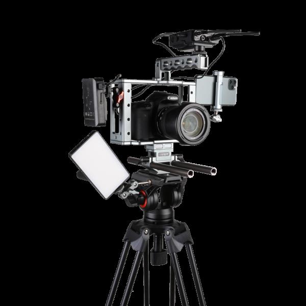 DF16 SeriesAluminiumVideotripodkit