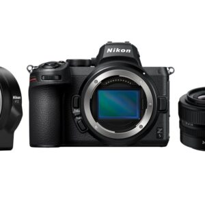 NIKON Z5 + 24-50mm f/4-6.3 + FTZ