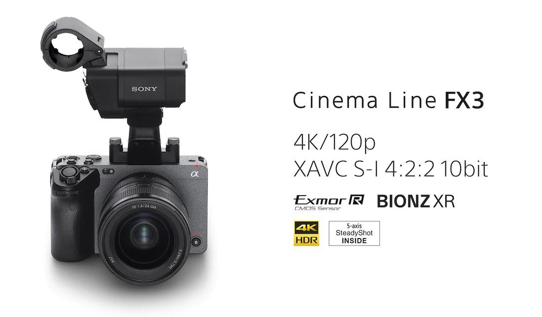 fx3 sony cinema
